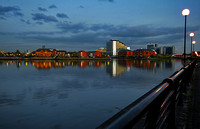 SALFORD QUAYS TWILIGHT MSP0000591